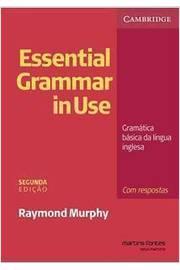 Essential Grammar in Use - Gramatica Basica da Lingua Inglesa