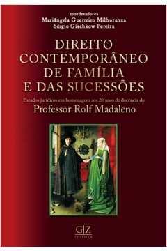Direito Contemporâneo de Família e das Sucessões