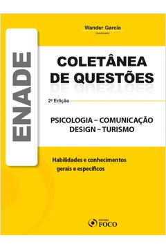 Coletanea de Questoes - Enade - Psicologia, Comunicacão, Design e Turismo