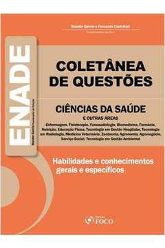 Coletanea De Questoes - Enade - Ciencias Da Saude