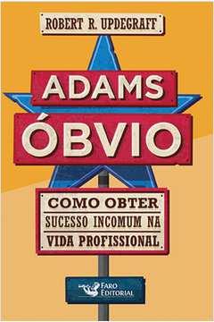 Adams Óbvio
