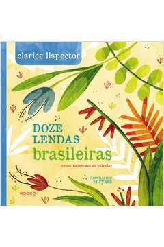 Doze lendas brasileiras (capa dura) - Como nasceram as estrelas