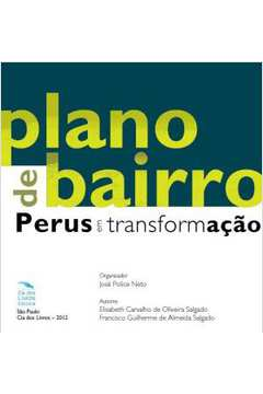 Plano de Bairro: Perus em Transformação