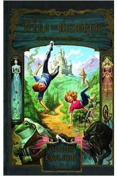 Terra de Histórias - o Feitiço do Desejo