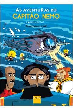 Aventuras do Capitao Nemo as Profundezas