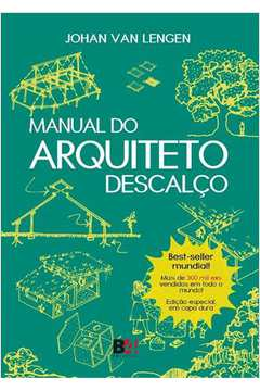 MANUAL DO ARQUITETO DESCALCO - CAPA DURA