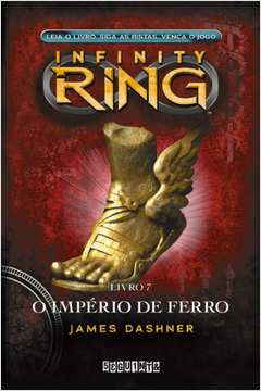 IMPERIO DE FERRO - INFINITY RING - LIVRO 7