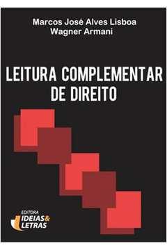 Leitura Complementar do Direito