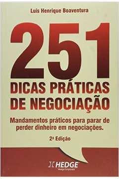 251 Dicas Práticas de Negociacão