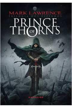 Prince Of Thorns - Trilogia dos Espinhos - Livro 1
