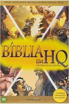 Biblia Em Hq