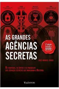 GRANDES AGENCIAS SECRETAS, AS