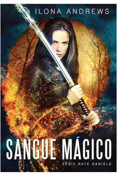 Sangue Magico Serie Kate Daniels