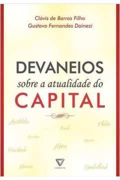 Devaneios sobre a atualidade do capital