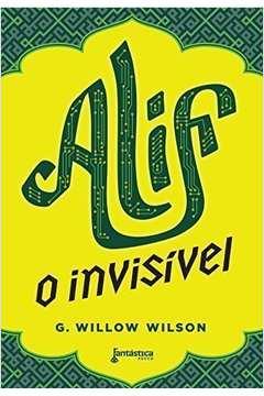 Alif o Invisível