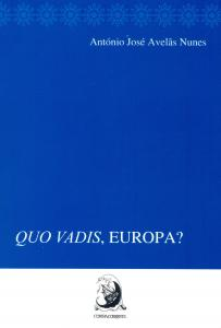 QUO VADIS, EUROPA? 01ED/2016