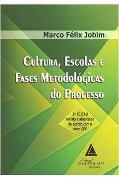 Cultura Escolas e Fases Metodologicas do Processo