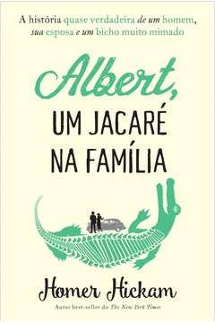 Albert um Jacare na Familia