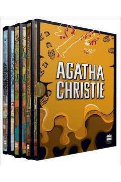 Colecao Agatha Christie Box 6
