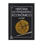 Historia do Pensamento Econômico