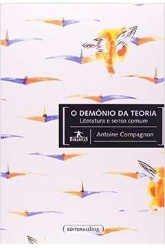 O demônio da teoria : Literatura e senso comum