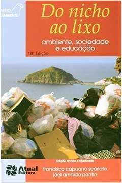 Do Nicho ao Lixo: Ambiente, Sociedade e Educação