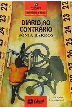 DIARIO AO CONTRARIO - COL. ENTRE LINHAS E LETRAS