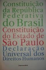 Constituição da República Federativa do Brasil Constituição do Estado