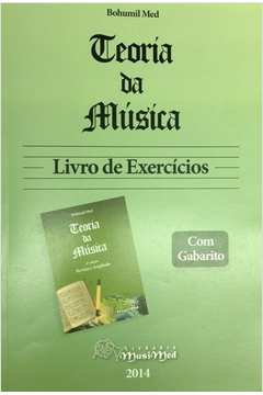 Teoria da Música - Livro de Exercícios