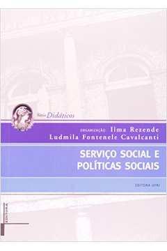 Servico Social e Politicas Sociais