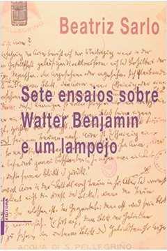 Sete Ensaios Sobre Walter Benjamin e um Lampejo