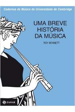 UMA BREVE HISTORIA DA MUSICA