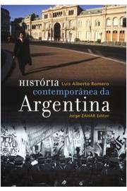 História Contemporânea Da Argentina