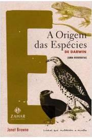 A Origem das Especies de Darwin uma Biografia