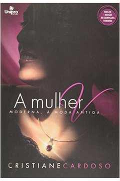 Mulher V, A: Moderna, À Moda Antiga [promocional 5]