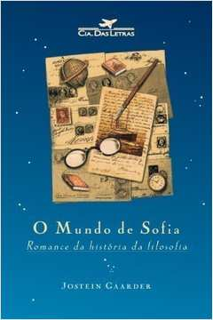 O Mundo De Sofia - Romance Da Historia Da Filosofia