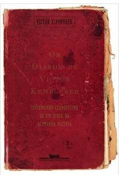 Os Diários de Victor Klemperer - Testemunho Clandestino ...