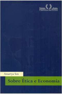 Sobre Ética e Economia - 5ª Reimpressão