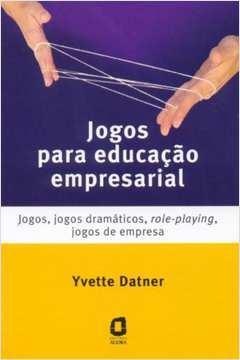 JOGOS PARA EDUCACAO EMPRESARIAL