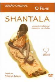 SHANTALA (o filme) DVD