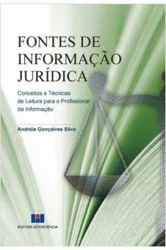 Fontes de Informaçao Juridica