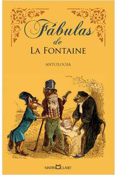 Fábulas de La Fontaine - Edição de Bolso