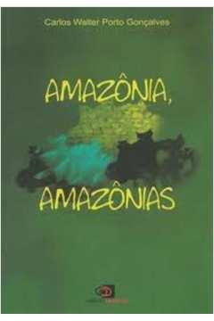 Amazônia, Amazônias