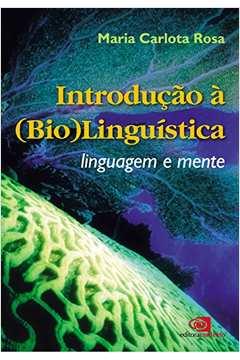 Introdução À (Bio) Linguística