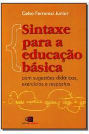 Sintaxe Para a Educacão Básica