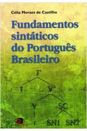 Fundamentos Sintáticos do Português Brasileiro