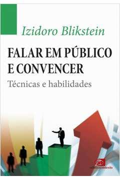 FALAR EM PUBLICO E CONVENCER