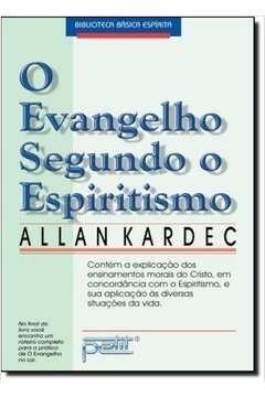 Evangelho Segundo o Espiritismo-pet
