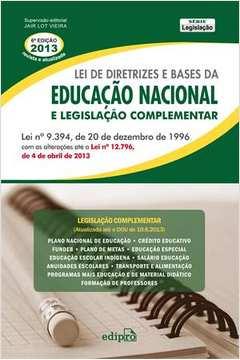 Lei de Diretrizes e Bases da Educacao Nacional e Legislacao Complem