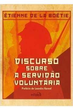 Discurso Sobre a Servidao Voluntaria